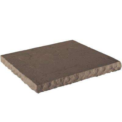 Header Stone Chocolate 22.5 in. x 8 in. Manufactured Stone Accessory