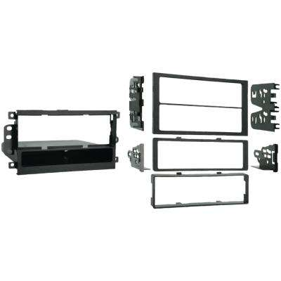 1990-2012 GM Isuzu Suzuki Single DIN Double DIN Multi Kit