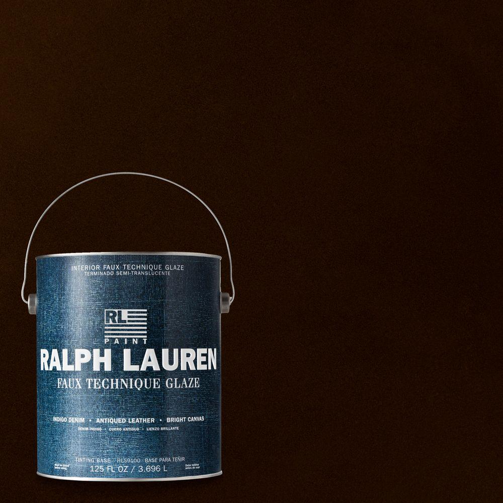 Ralph Lauren 1-gal. Windsor Red Antique Leather Specialty Finish Interior Paint