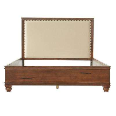 Cambridge Rustic King Bed