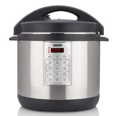 Select 6 Qt. Pressure Cooker