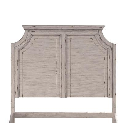 Providence Antique White Queen Panel Headboard