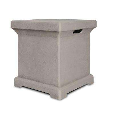 Monaco 18 in. Propane Tank Cover in Cream