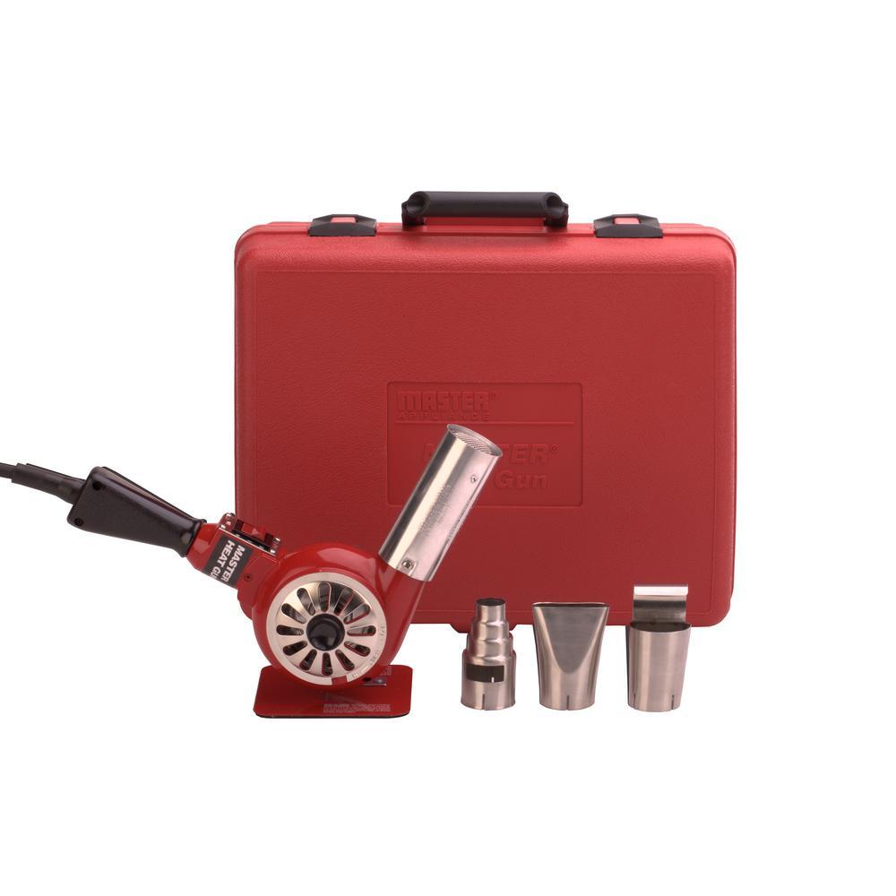 Master Appliance 14 Amp Corded Heavy-Duty Master Heat Gun Kit