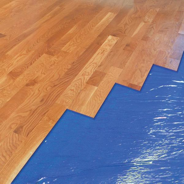 Roberts Airguard 100 Sq Ft 40 In X, Underlayment For Laminate Flooring On Concrete Home Depot