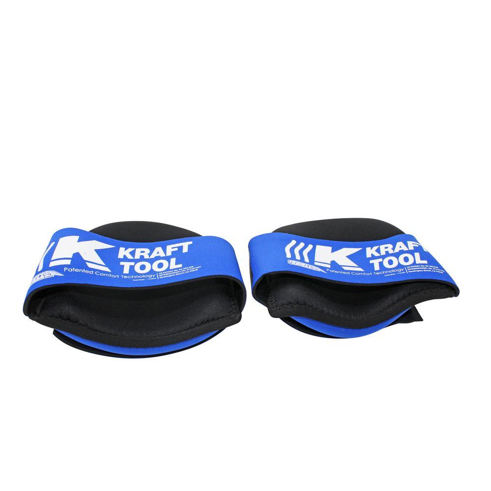 Kraft Tool Co. Super Soft Knee Pad - Front Closure (Pair)
