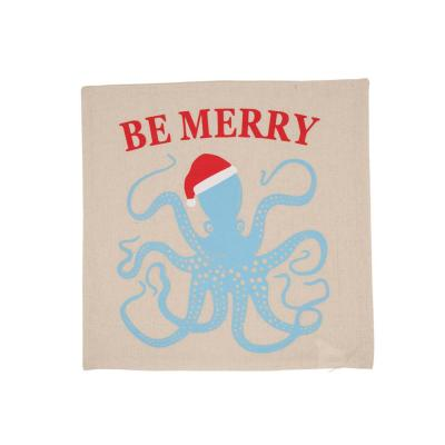 18 in. L Octopus Pillow Cover