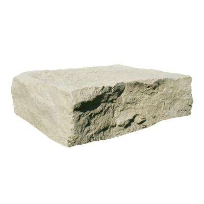 Full Rock Oak Landscape Rock - Artificial - Landscape Rocks - Hardscapes - The Home Depot