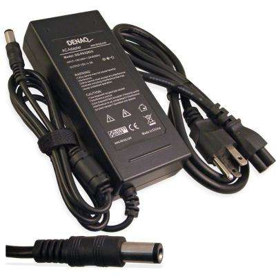 15-Volt 5 Amp 6.0 mm-3.0 mm AC Adapter for TOSHIBA Tecra, Satellite and Portege Series Laptops