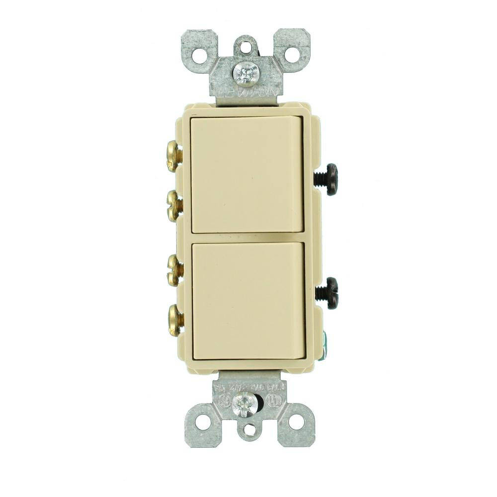 Leviton decora 3 way switch | Electrical Switches | Compare Prices ...