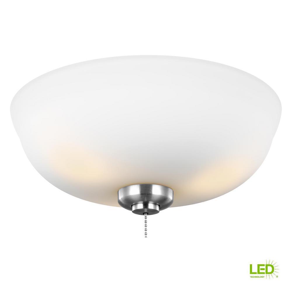 Light Led Ceiling Fan Kit Mc243bs