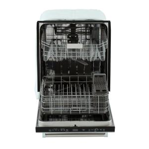 +11. KitchenAid Top Control Built In Dishwasher In Black Stainless With Stainless  Steel ...