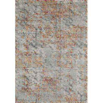 Loft Multi 4 ft. x 6 ft. Indoor Area Rug