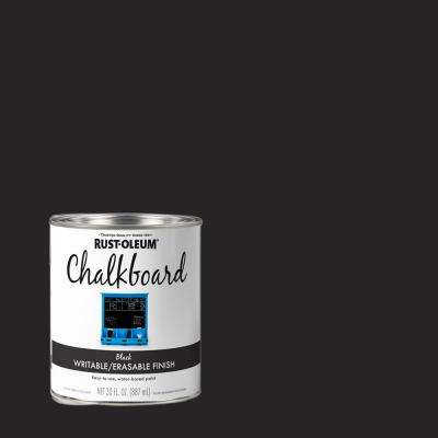 30 oz. Black Chalkboard Paint