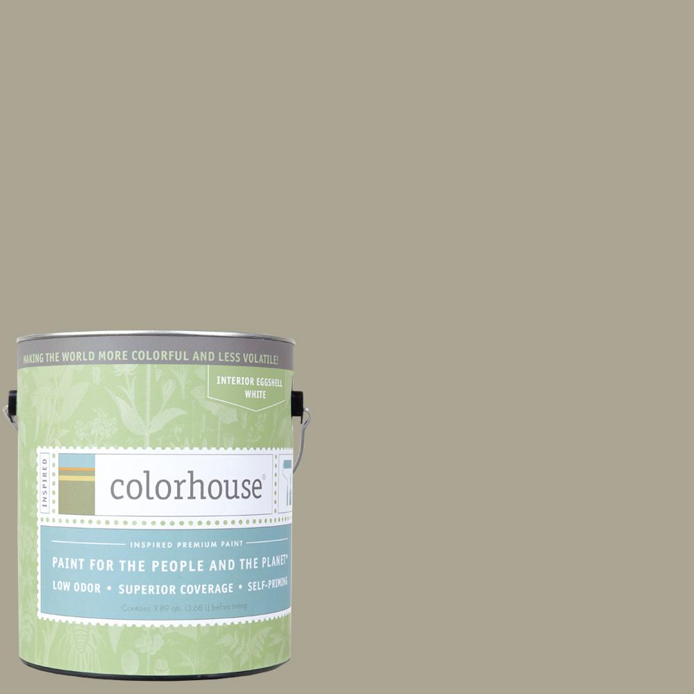 Colorhouse 1 gal. Stone .05 Eggshell Interior Paint