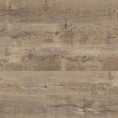 Woodland Rustic Pecan 7 in. x 48 in. Rigid Core Luxury Vinyl Plank Flooring (23.8 sq. ft. / case)