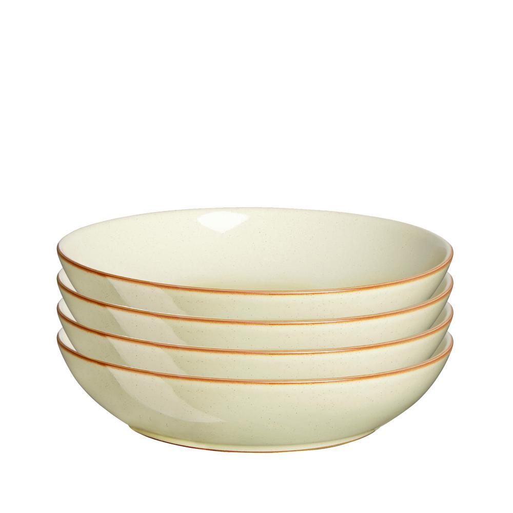 Denby Heritage Veranda Pasta Bowls (Set of 4) by Denby
