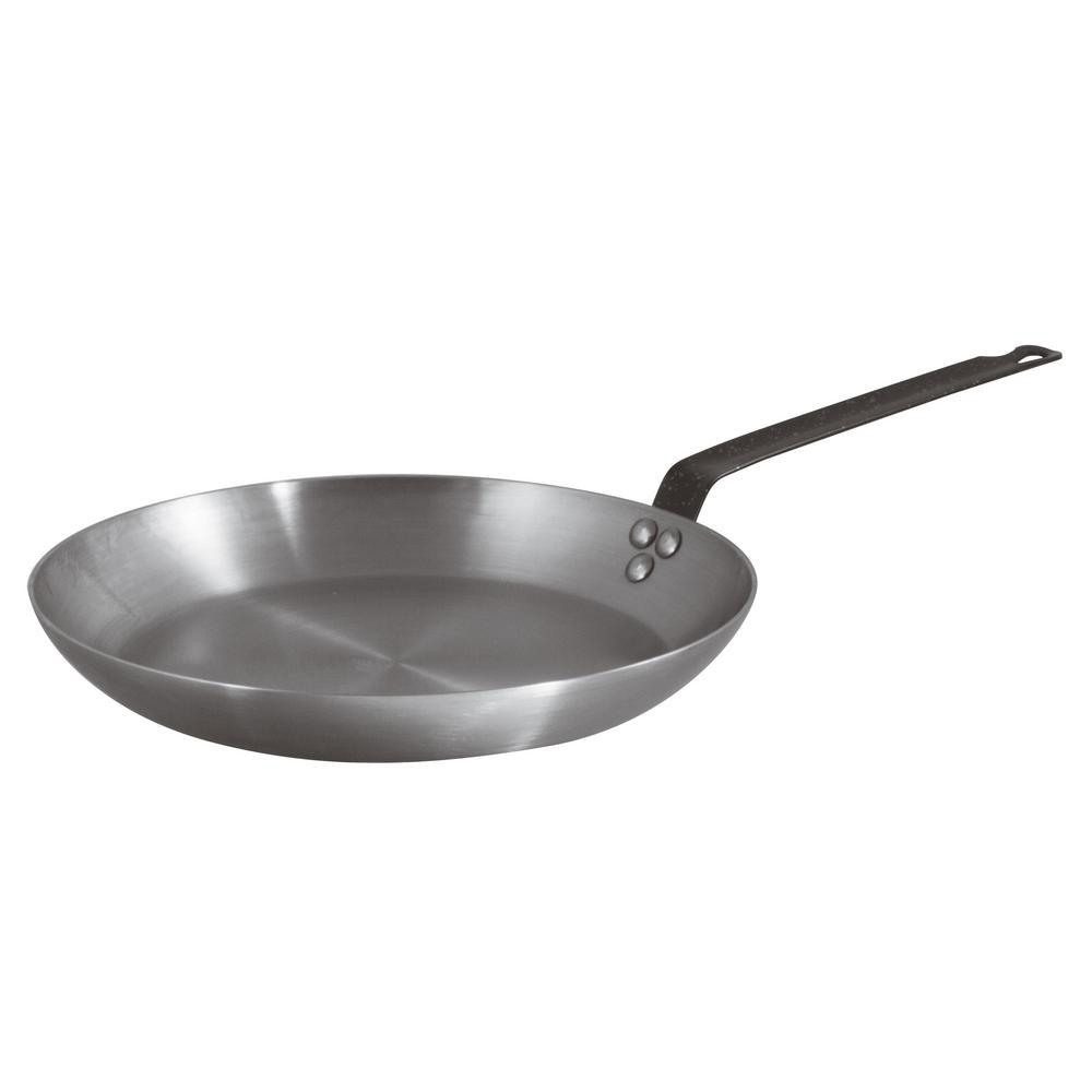 12-1/2 in. Carbon Steel Frying Pan
