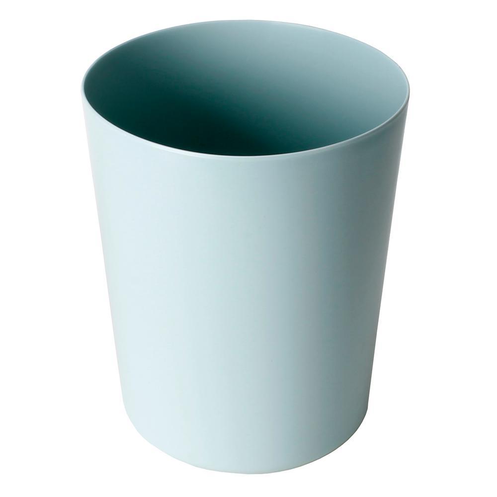 Modena Freestanding Wastebasket in Blue