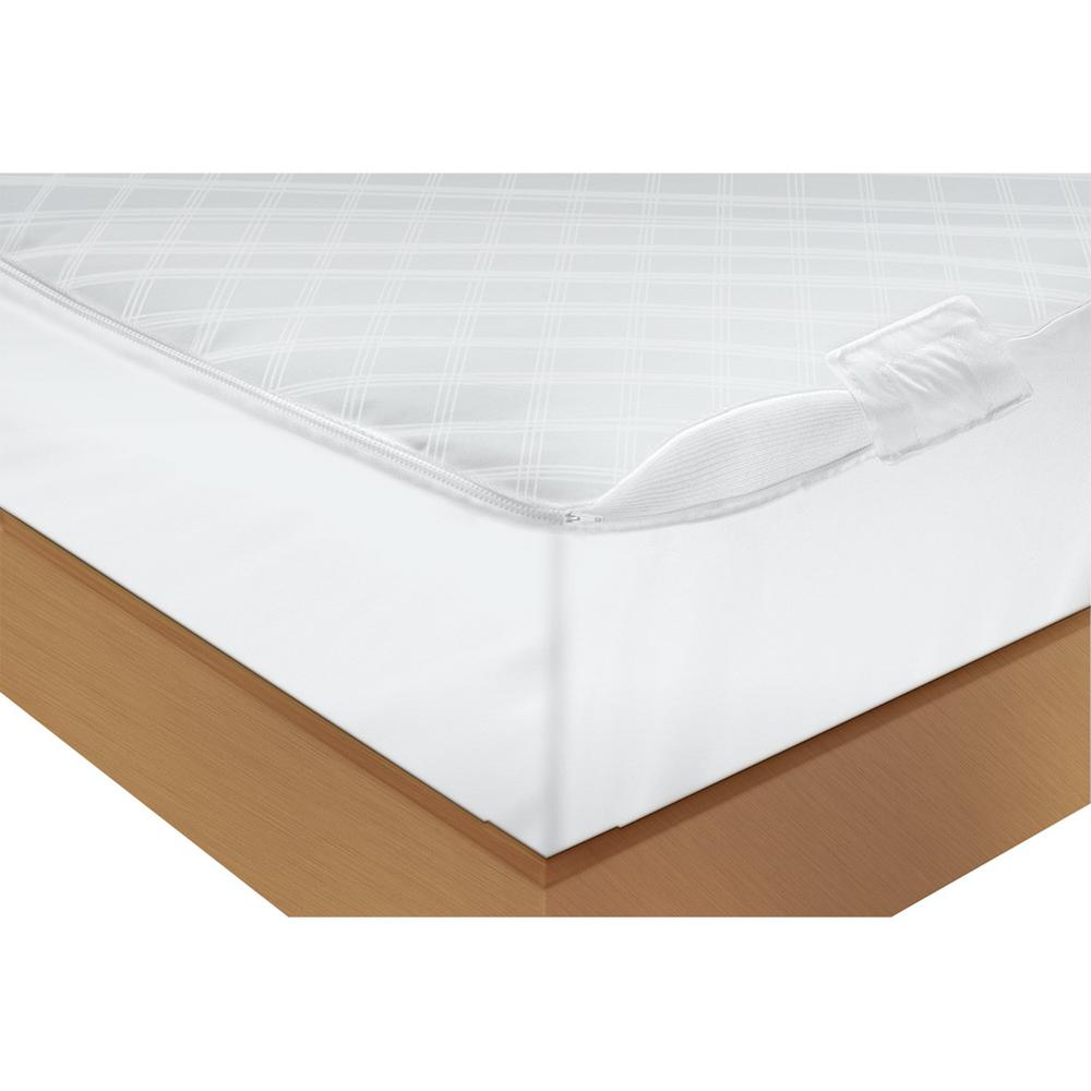 Polyester Vinyl Free King Ultimate Protection and Comfort Waterproof Bed Bug