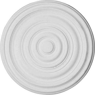 12-5/8 in. O.D. x 1 in. Carton Ceiling Medallion
