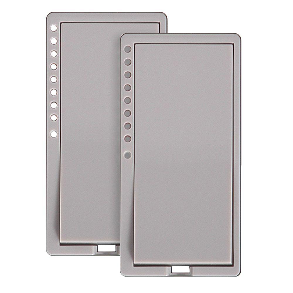 Insteon Switch Paddle Change Kit - Gray