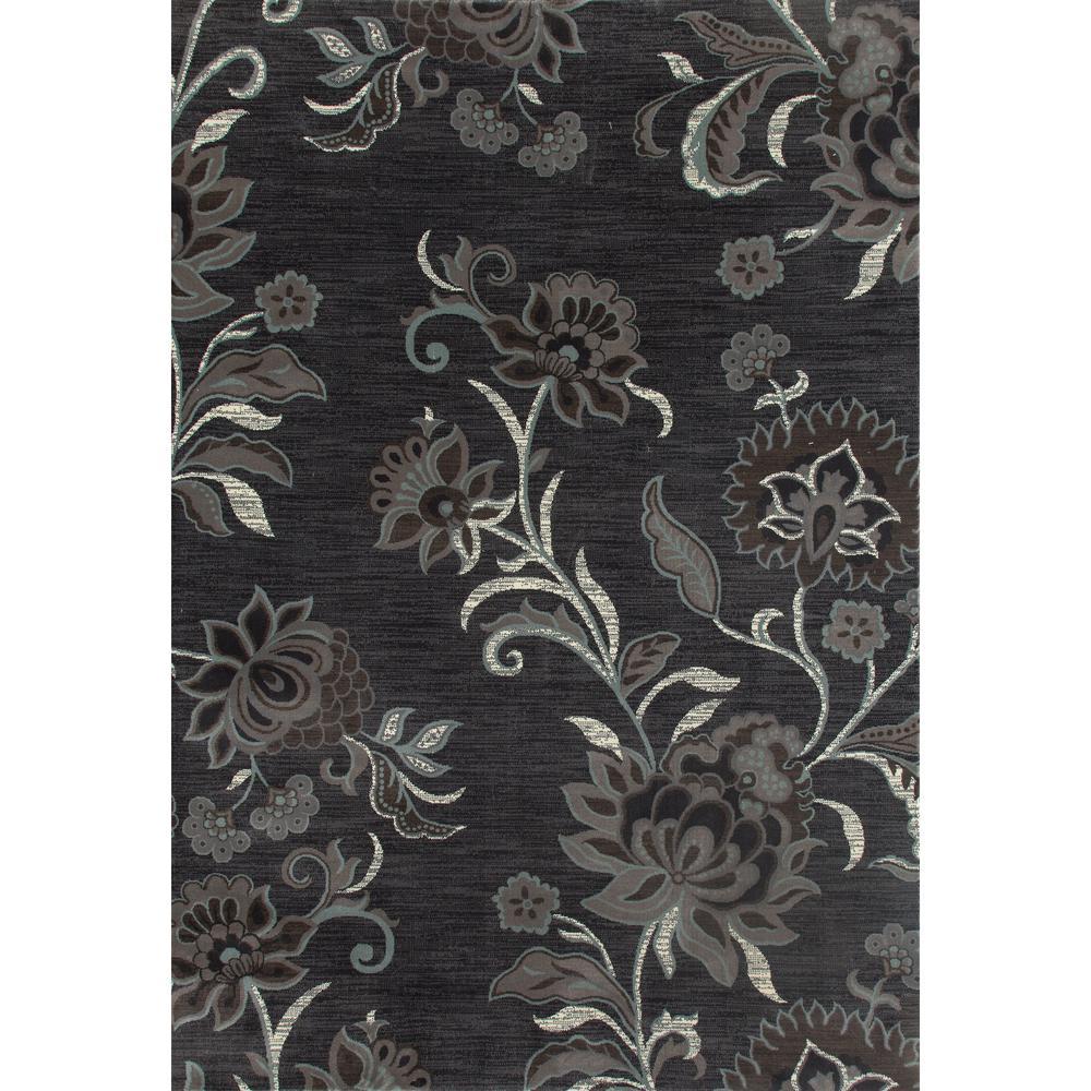 Art Carpet London Elloise Gray 9 ft. 10 inch x 13 ft. 1 inch Area Rug by Art Carpet