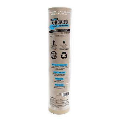35 in. x 100 ft. X Board Surface Protector