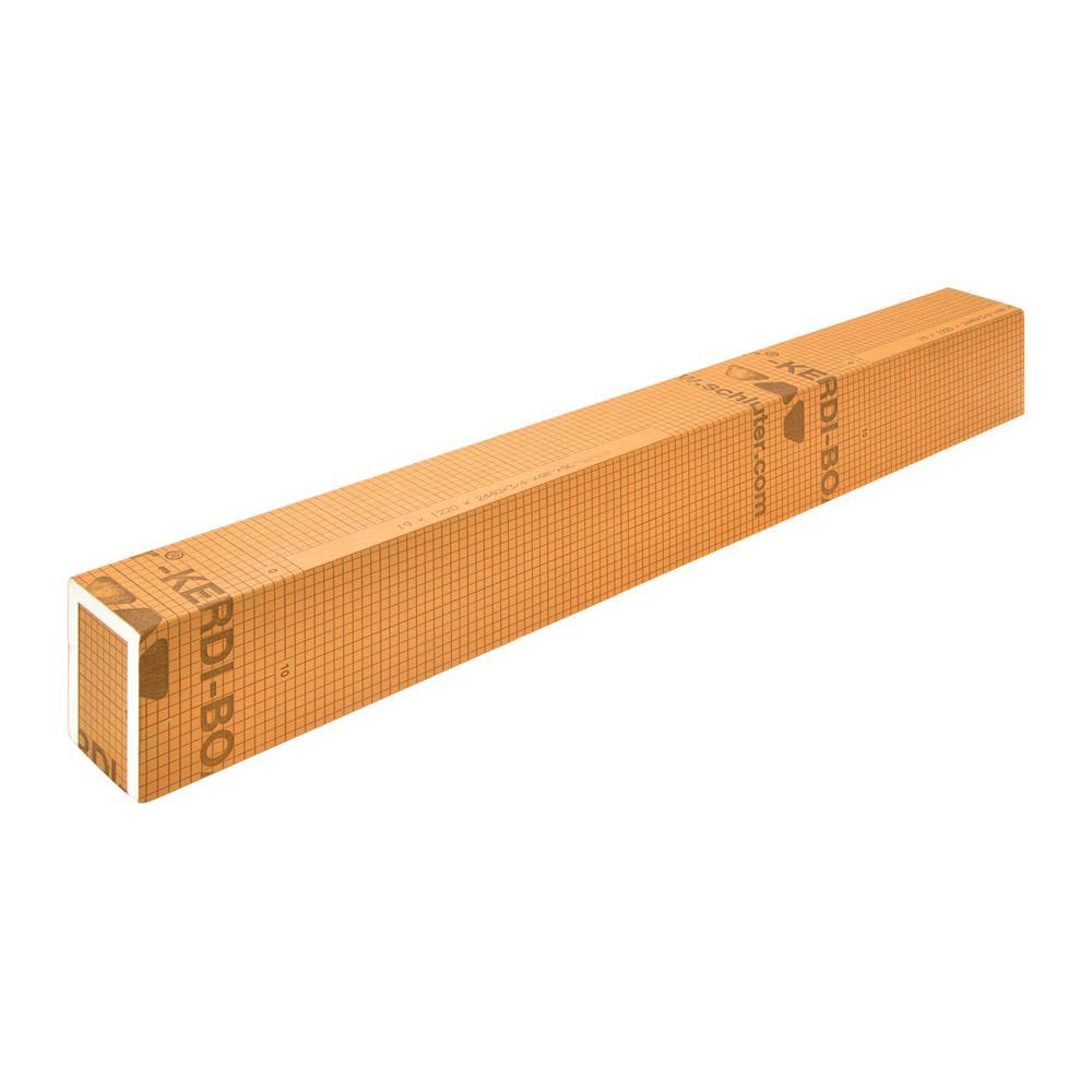 Schluter Kerdi Board SC 48 In. X 6 In. X 4