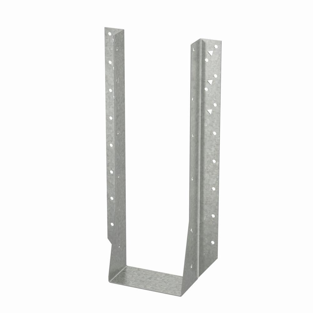 Simpson Strong-Tie HU Galvanized Face-Mount Joist Hanger for Double 2-5/16 in. x 16 in. Engineered Wood