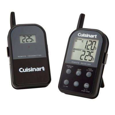 Dual Probe Digital Wireless Thermometer