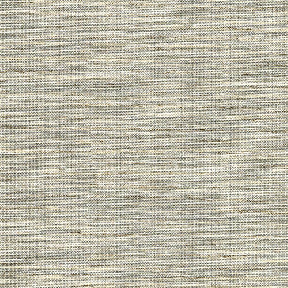 8 in. x 10 in. Bay Ridge Neutral Faux Grasscloth Wallpaper