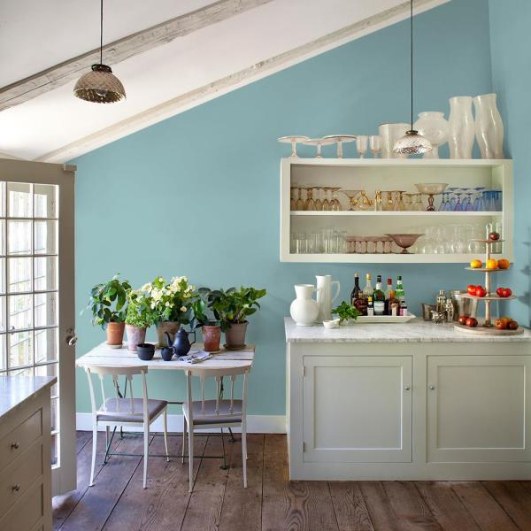 Reviews For Glidden Premium 5 Gal Hdgb24 Trattoria Teal Eggshell Interior Paint With Primer Hdgb24p 05en The Home Depot