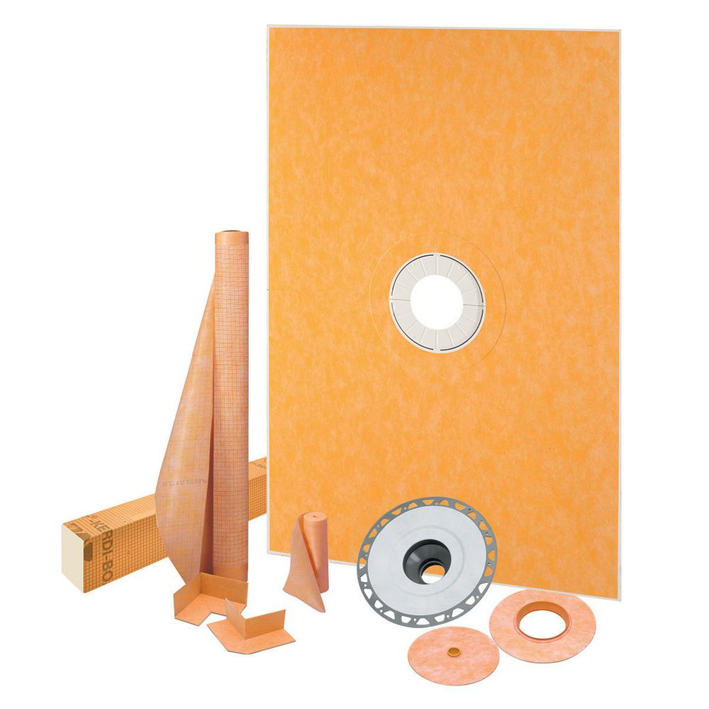 Schluter Kerdi Shower Kit Without Drain Master Wholesale