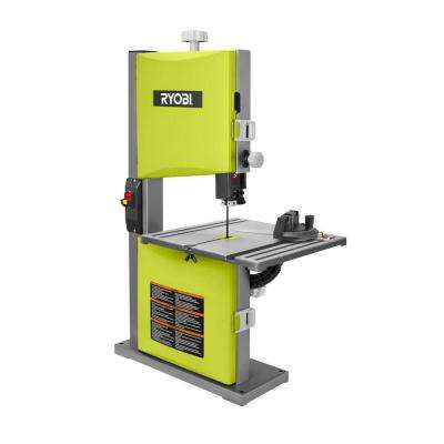 2.5 Amp 9 in. Band Saw in Green