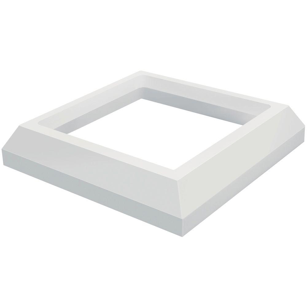Veranda 5 in. x 5 in. Pro Rail Base Trim
