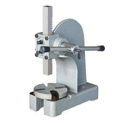 1-Ton 5.5 in. Arbor Press