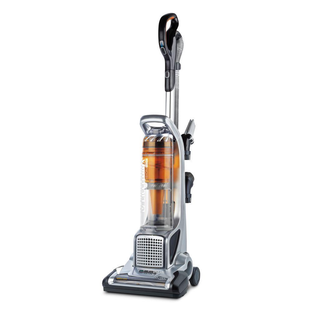 Precision Brushroll Clean Bagless Upright Vacuum