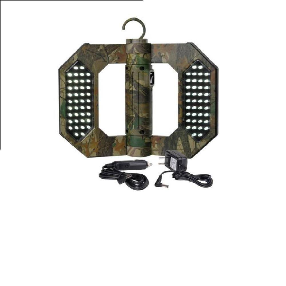 Might-D-Light Camo Rechargeable LED Folding Worklight
