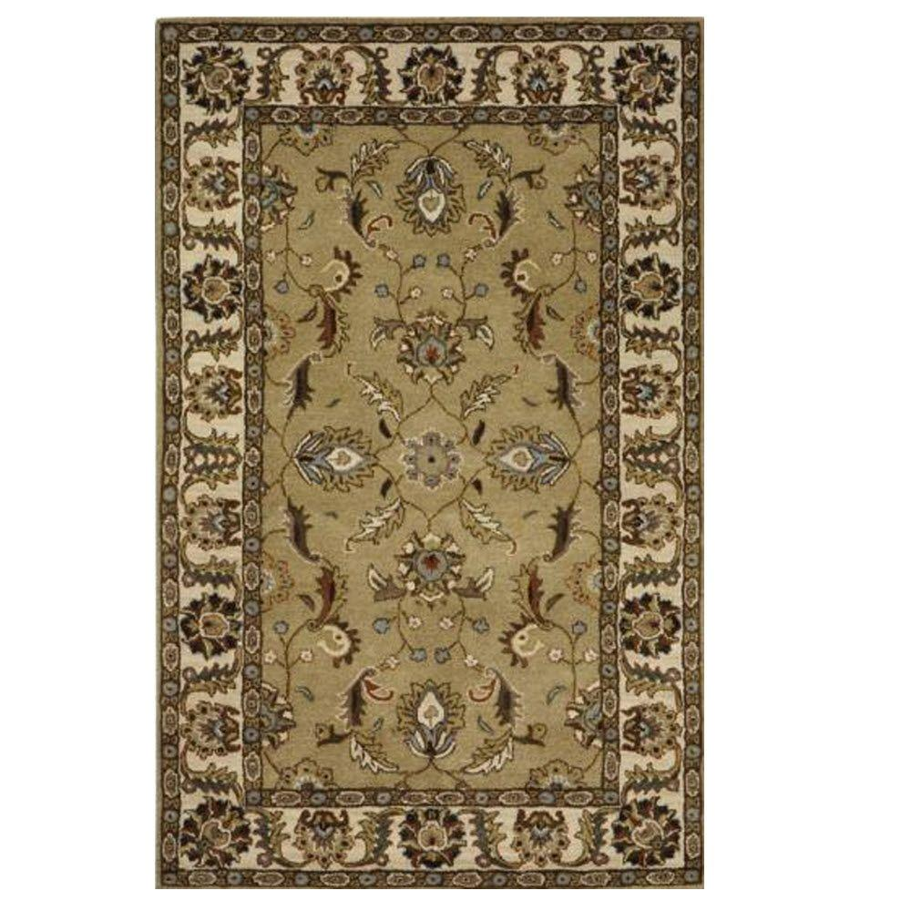 Home Decorators Collection Aristocrat Beige 9 ft. x 12 ft. Area Rug