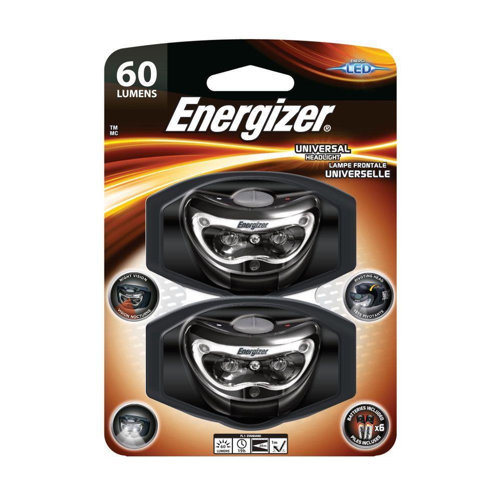 Energizer LED Universal Headlight