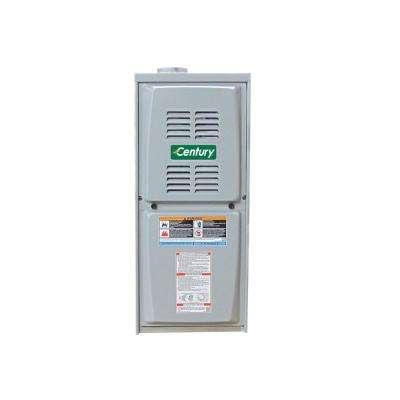 GUH Series 80% 66000 BTU Input and 54000 BTU Output Natural Gas Hot Air Furnace