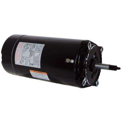 1 HP Pool Hardware Single Speed Up Rate Replacement Motor