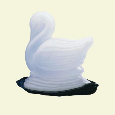 White Mold Swan Ice Mold