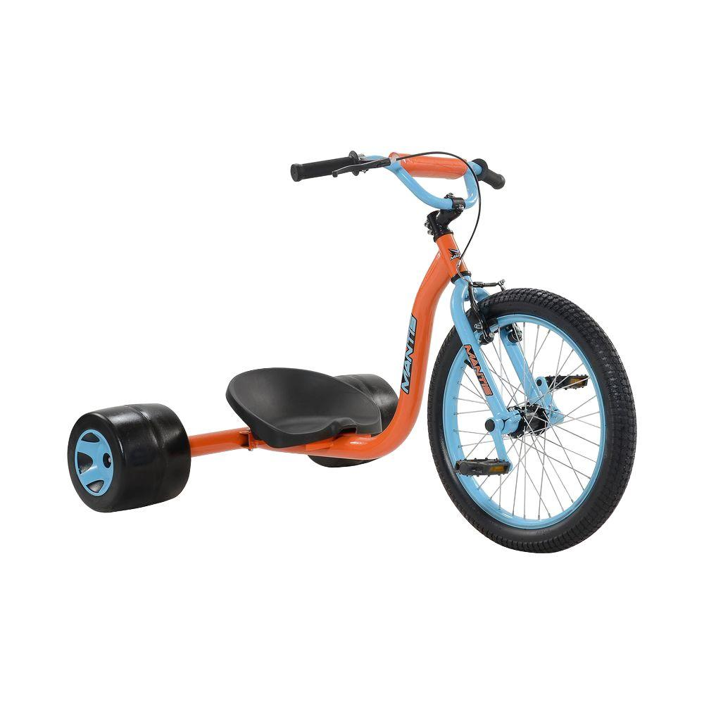 Mantis X20 Drift Tricycle 20 In Front Wheel Drift Rear