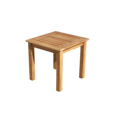 Heritage Collection Teak Outdoor Side Table
