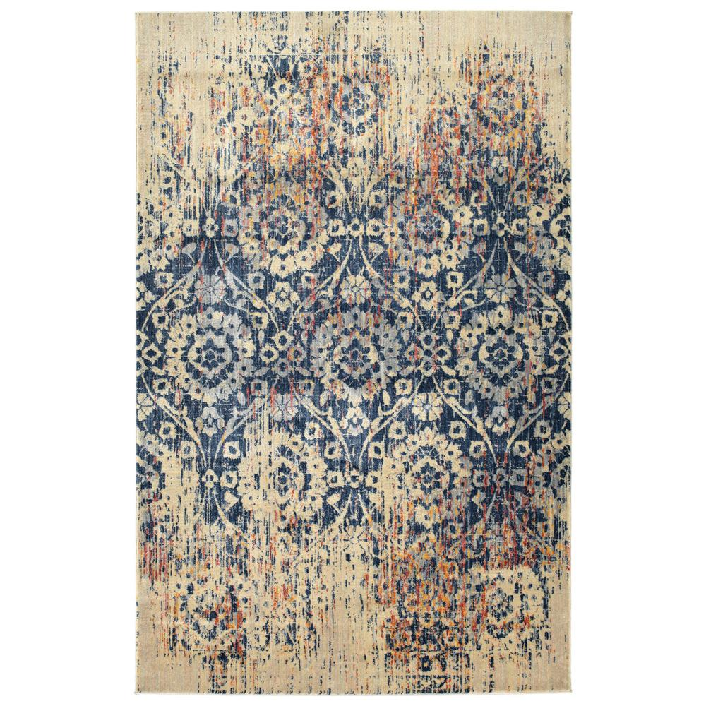 Nuloom Katharina Blue 7 Ft 10 In X 10 Ft 10 In Area