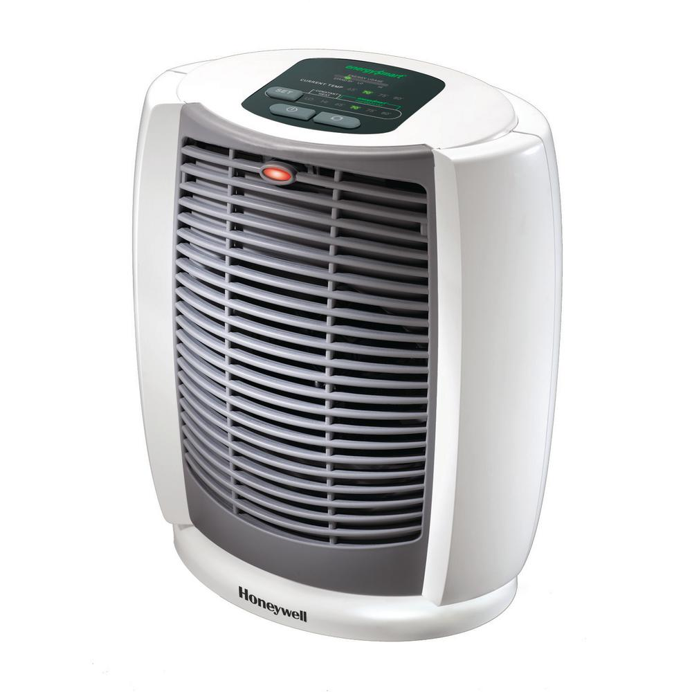 Cool Touch 5115 BTU Ceramic Electric Portable Heater. Honeywell   Ceramic Heaters   Electric Heaters   The Home Depot