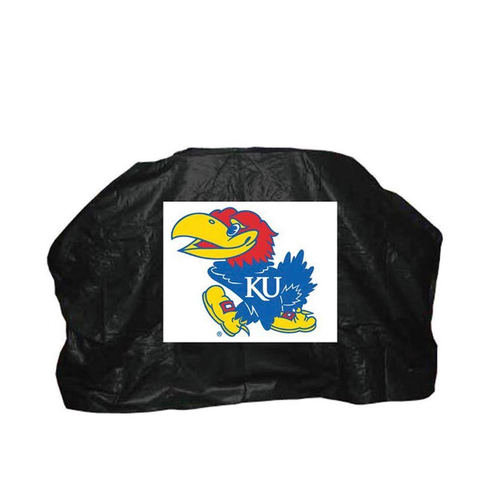 59 in. NCAA Kansas Grill Cover