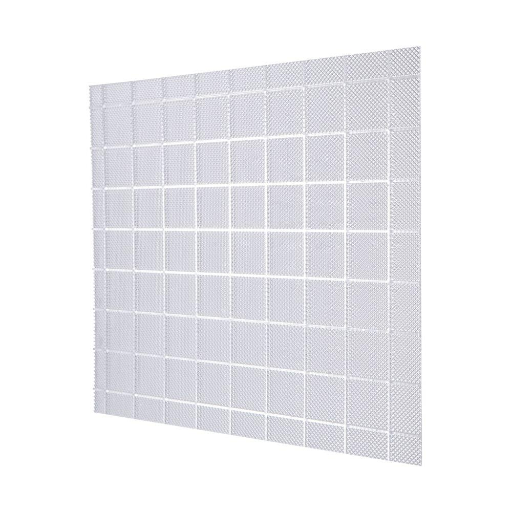 2 Ft X 4 Ft Acrylic Clear Prisma Square Lighting Panel